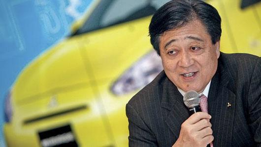 Vươn lên mạnh mẽ của Mitsubishi