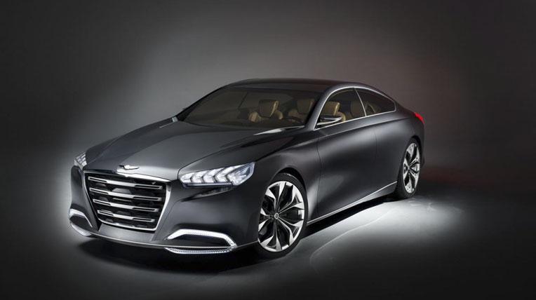 Hyundai xem xét sản xuất xe sang mới