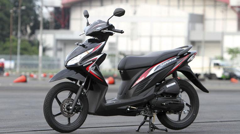 Honda giới thiệu xe tay ga Vario 110 Fi mới