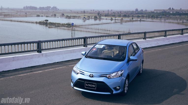3 tháng đầu năm, xe Toyota bán chạy nhất thị trường Việt