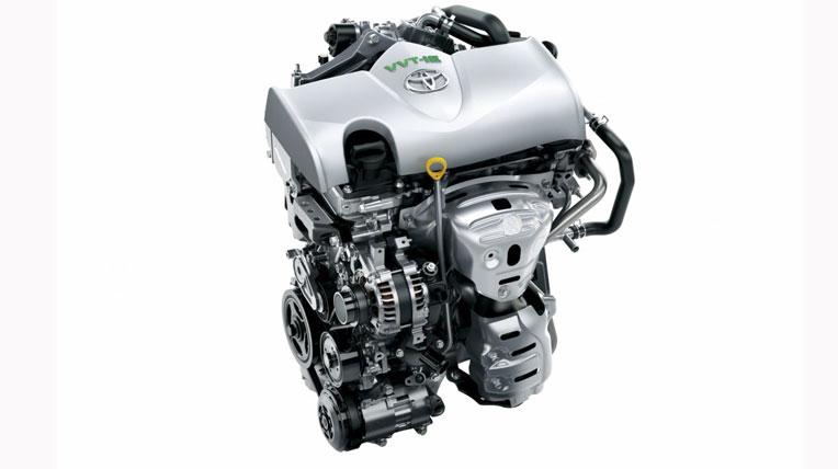 Toyota ra mắt 2 động cơ siêu tiết kiệm