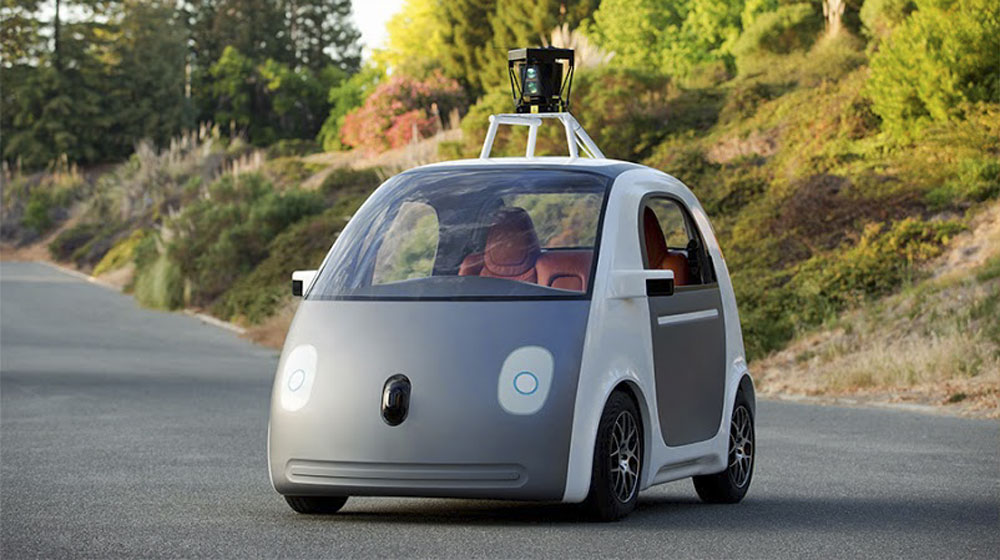 2035: Ôtô sẽ thiếu vô-lăng, chân ga, còi và gương lùi