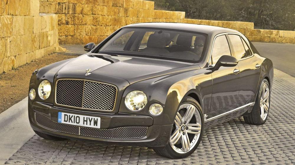 Bentley Mulsanne 550 mã lực sẵn sàng đến triển lãm Paris