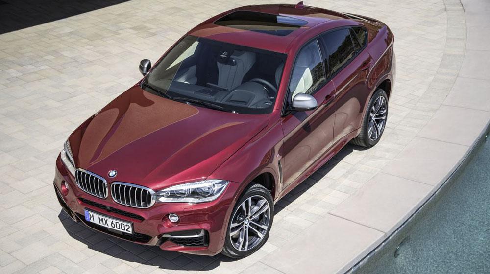 BMW X6 2015 bán ra thị trường vào tháng 12