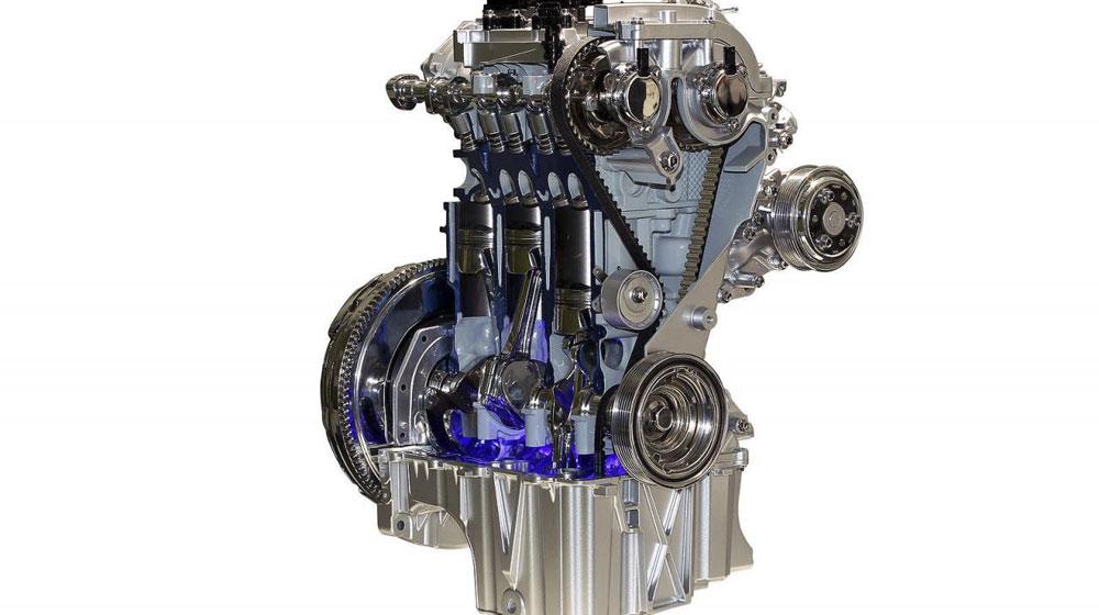 """Lần thứ 3 liên tiếp, Ford 1.0L EcoBoost giành giải """"Động cơ của năm"""""""