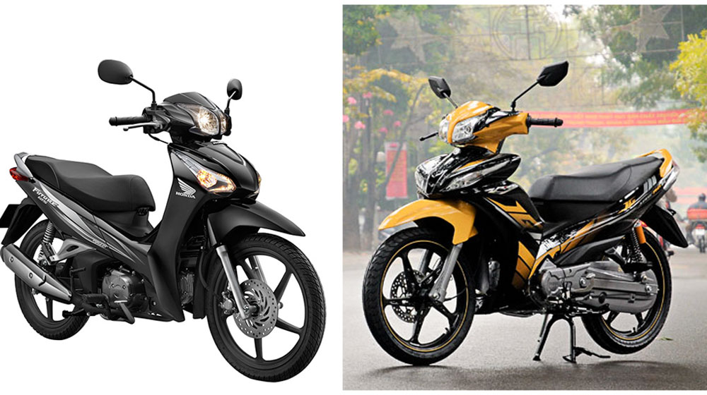 V I 30 Tri U Mua Honda Future 2014 Hay Yamaha Jupiter 2014