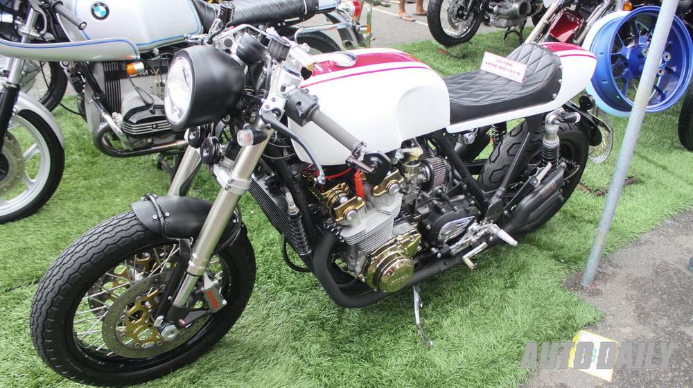 """Ngắm xe """"độc"""" tại Vietnam Motorbike Festival 2014 - 1"""