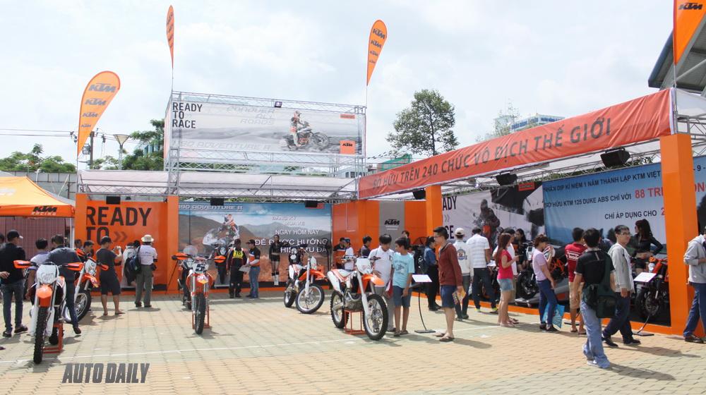 Toàn cảnh Vietnam Motorbike Festival 2014 - 4