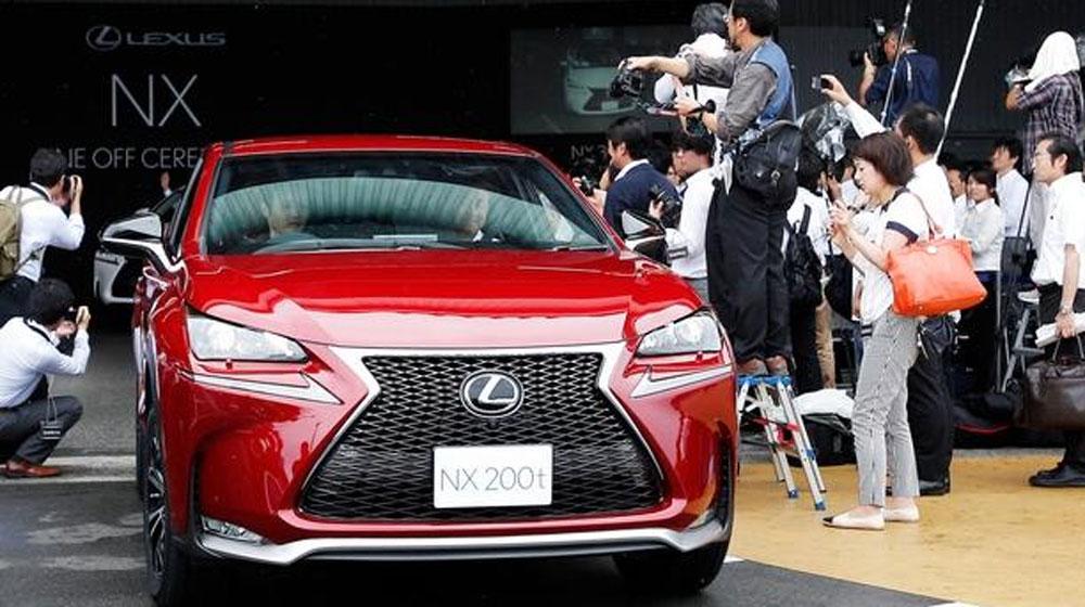 Lexus NX có thể làm mưa, làm gió trong thời gian tới