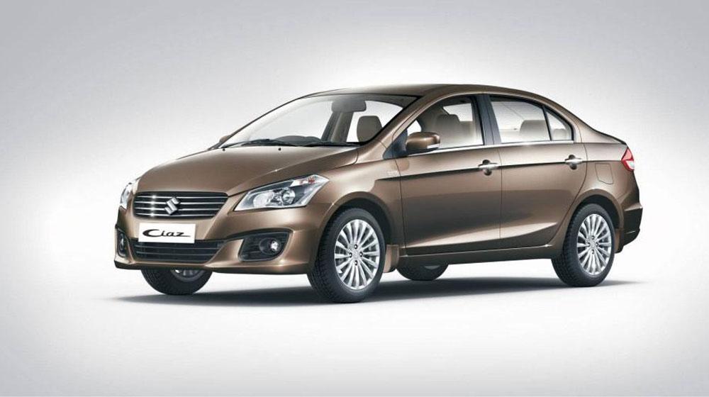 Suzuki giới thiệu xe sedan tiêu thụ 3,8 lít/100km