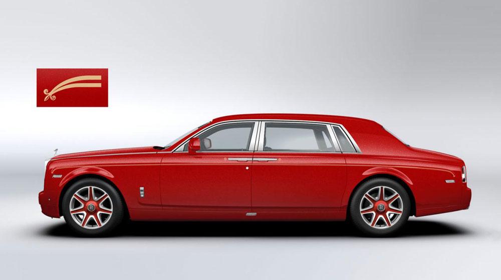 Đại gia đặt mua 30 chiếc Rolls-Royce Phantom