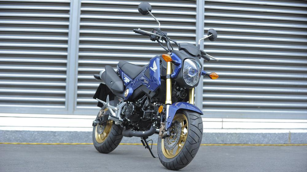 Cuối tuần này, Honda MSX 125 chính thức có mặt tại đại lý