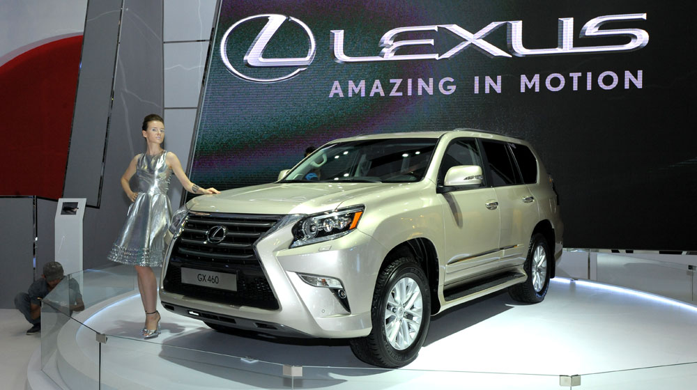 images and info on new 2015 lexus gx autos post. Black Bedroom Furniture Sets. Home Design Ideas