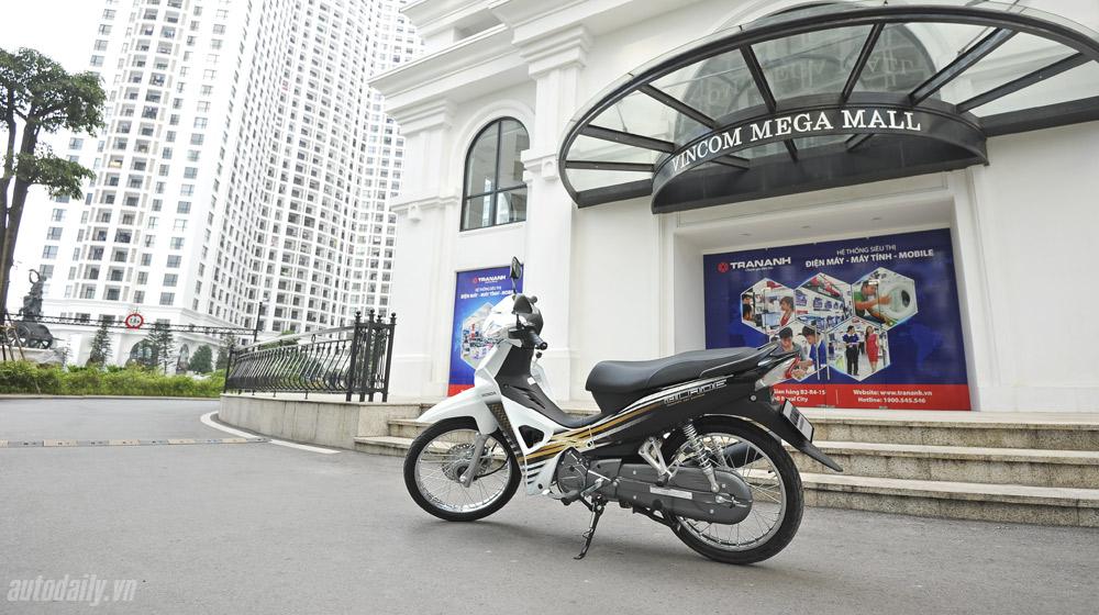 Honda Blade 110cc – Chiếc xe số dành cho người Việt