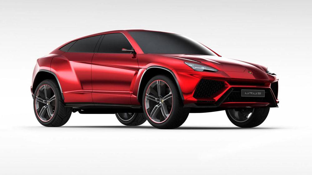 Lamborghini có thể sản xuất Urus bên ngoài Italy