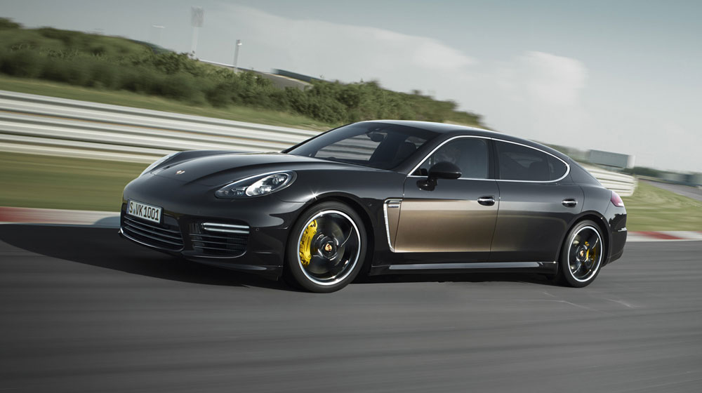 """Giá """"cắt cổ"""" Porsche Panamera Exclusive vẫn """"cháy hàng"""""""