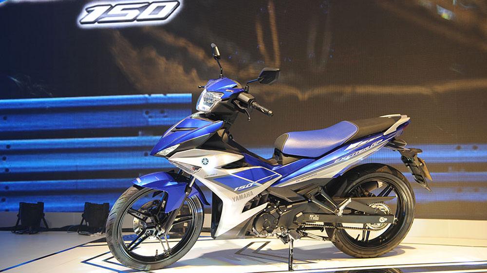 Yamaha Exciter 150 có giá từ 45 triệu đồng