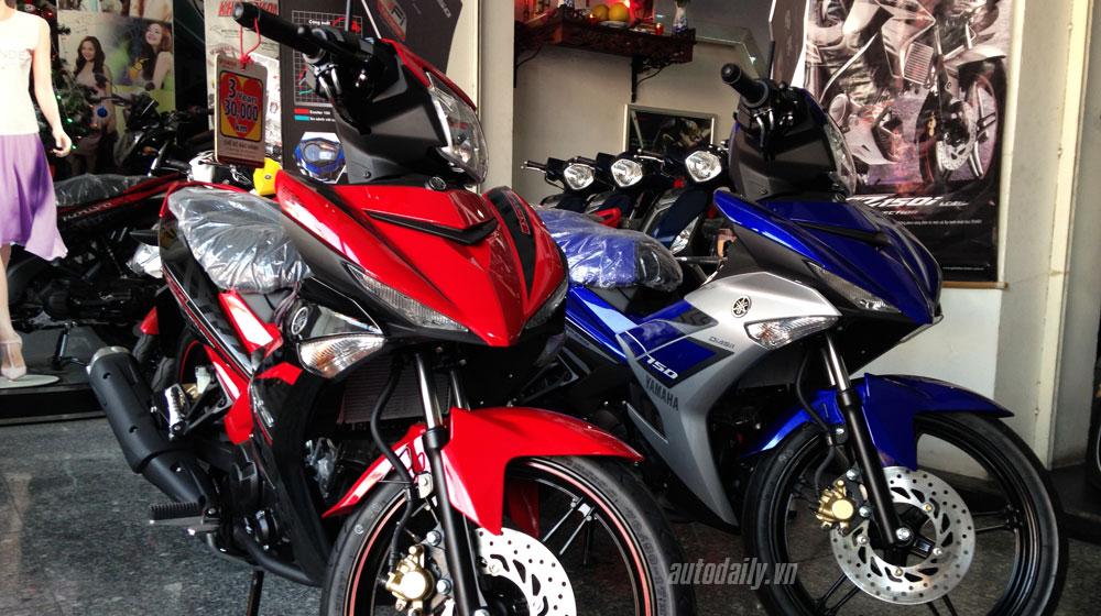 Hà Nội, mua Yamaha Exciter 150 giá rẻ nhất ở đâu?