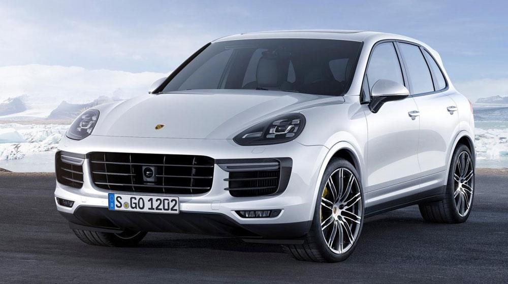 Porsche Cayenne thế hệ mới sẽ nhanh hơn và nhẹ hơn
