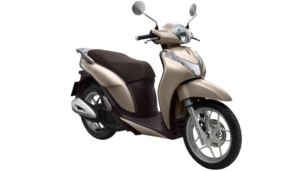 Chi tiết Honda SH mode phiên bản mới vừa ra mắt