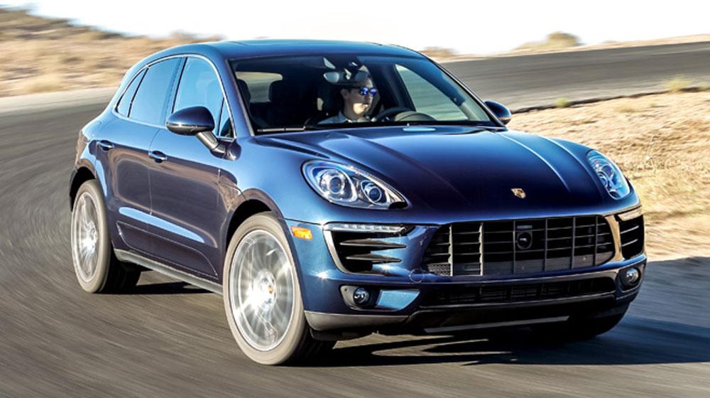 Porsche Macan đang thu hút khách hàng Mỹ