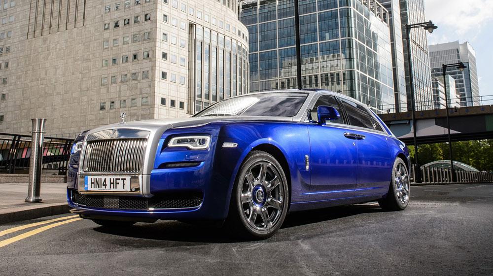 Rolls-Royce không coi Mercedes-Maybach là đối thủ cạnh tranh