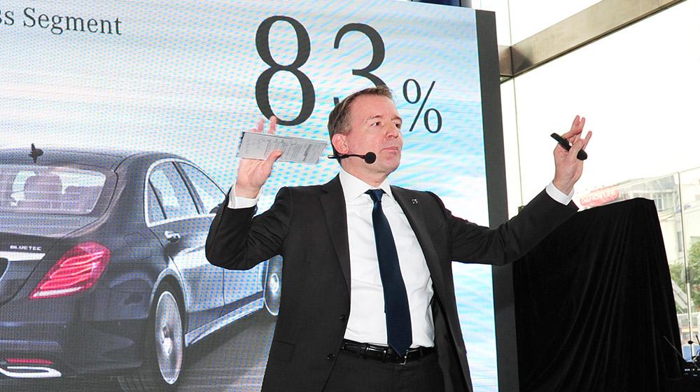 TGĐ MBV: Thêm nhiều lý do để mua xe năm 2015