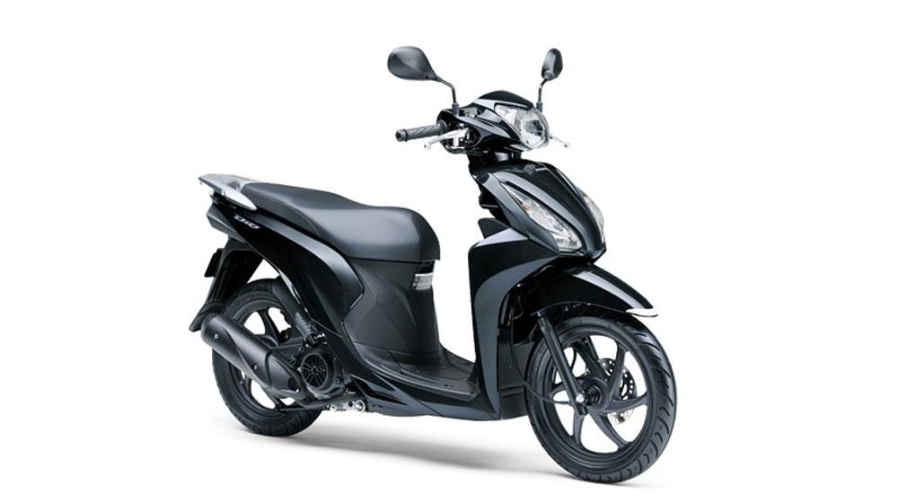 Honda Spacy siêu tiết kiệm nhiên liệu trình làng