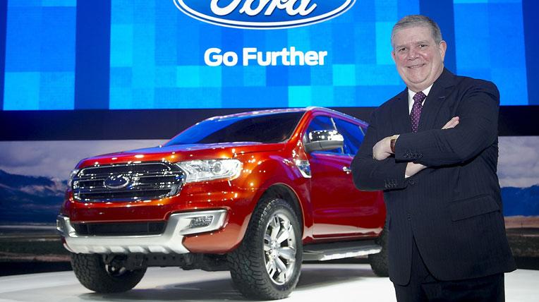 Chủ tịch Ford châu Á - Thái Bình Dương: Chúng tôi mang đến khách hàng sự an toàn