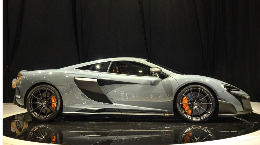 mclaren 675 lt3 McLaren trình làng siêu xe mạnh nhất, nhẹ nhất của mình   McLaren 675LT