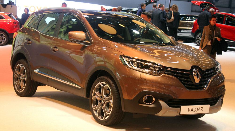 Renault Kadjar – Sẵn sàng thách thức đối thủ trong phân khúc CUV