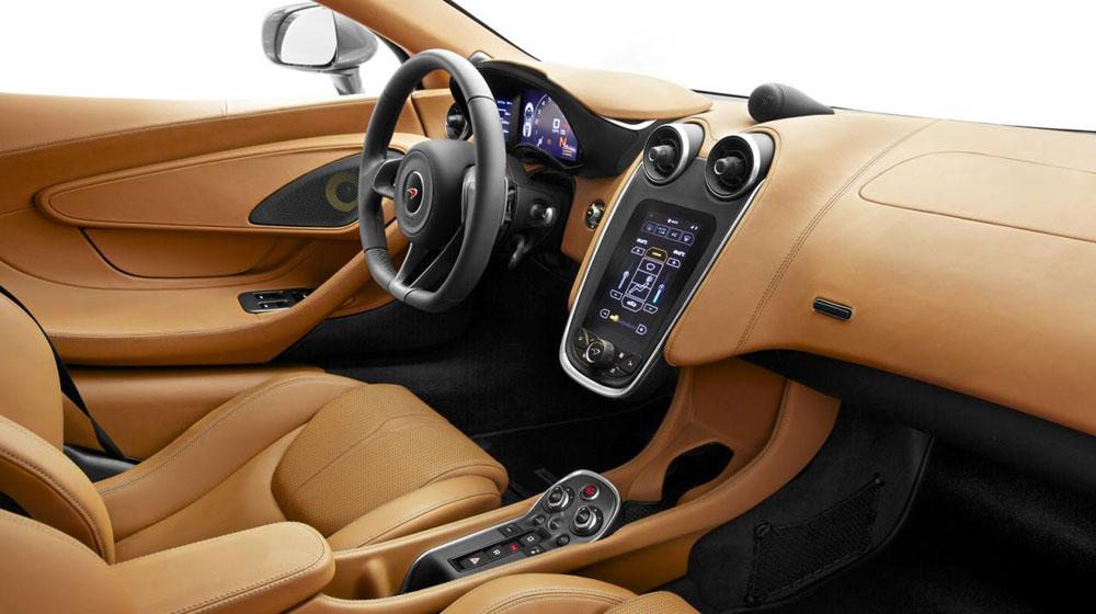 McLaren 570S Coupe chính thức lộ diện