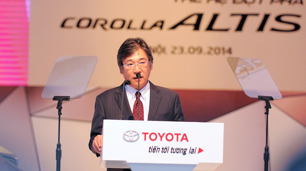 Toyota để ngỏ khả năng ngừng lắp ráp ở Việt Nam