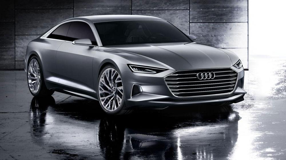 Hé lộ thông tin ban đầu về Audi A6 2017