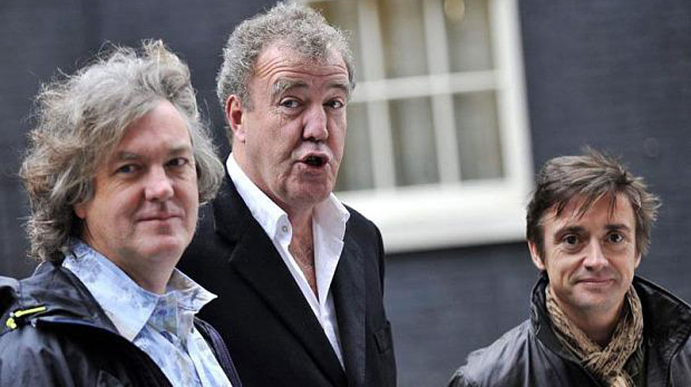 Cựu bộ ba Top Gear sắp tái hợp trong chương trình mới