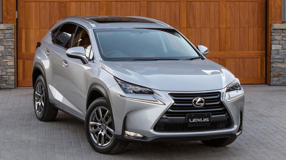 Lexus NX 2015 Xe rẻ nhất của Lexus chính thức ra mắt tại thị trường Việt Nam