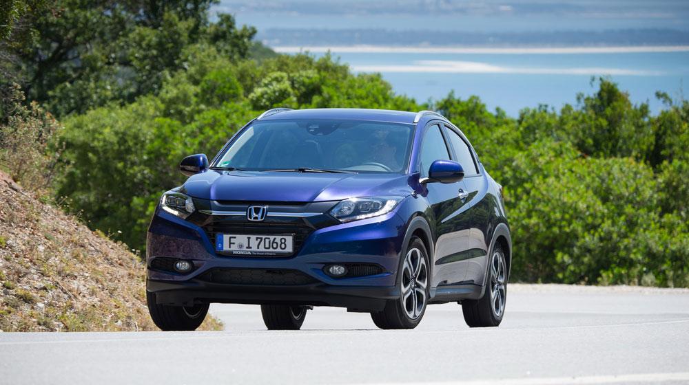 Honda HRV 2020 màu xanh mới