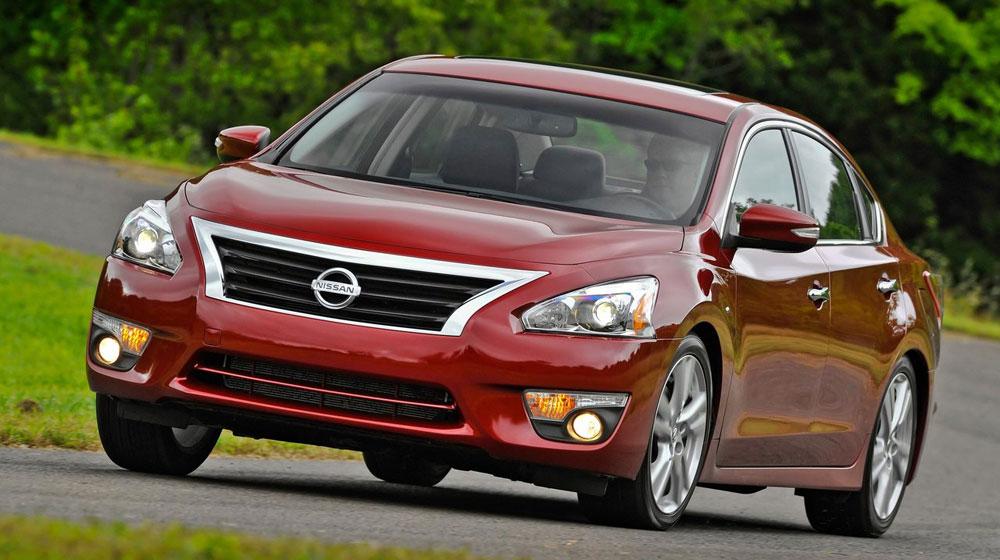 Nissan Altima tăng trưởng vượt bậc tại thị trường Mỹ