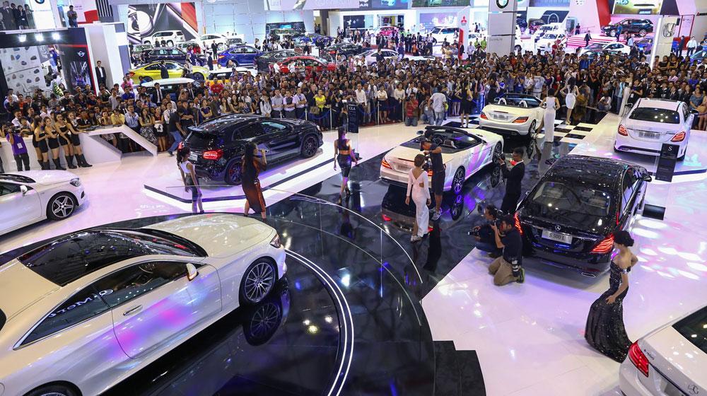 Sửa thuế ôtô: Nhiều xe được giảm thuế