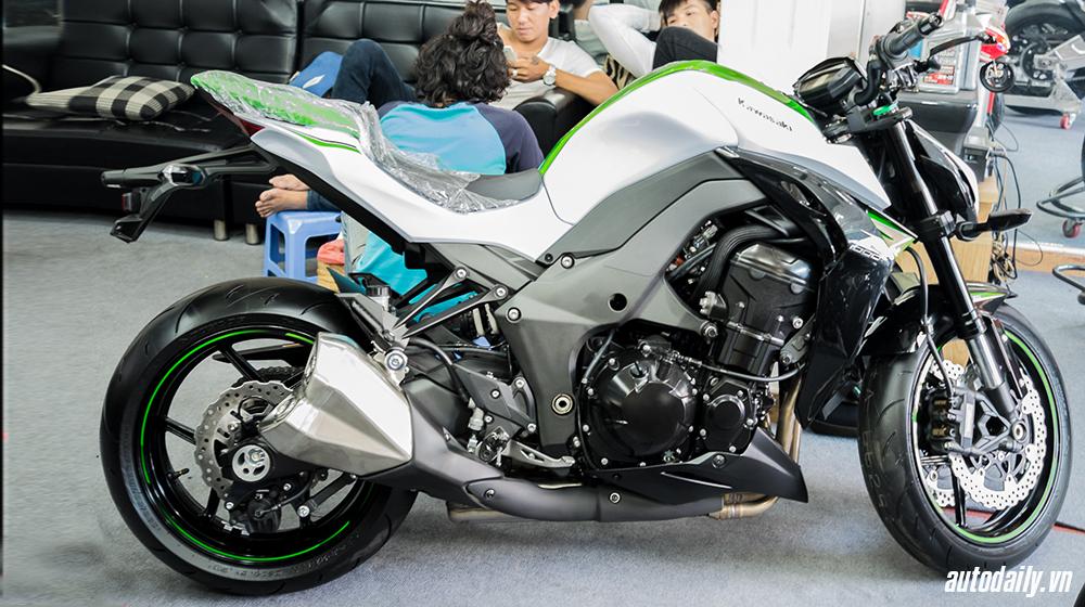 Kawasaki Z1000 2016 giá gần 400 triệu tại Việt Nam | Mua bán