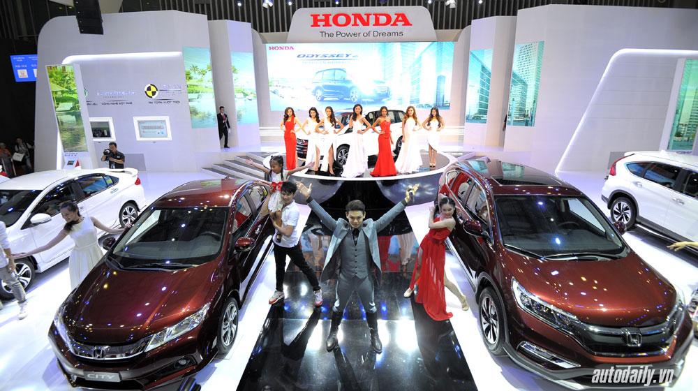 """""""Trọn vẹn cuộc sống cùng Honda"""""""
