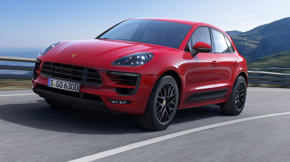 Video: Xem màn trình diễn của Porsche Macan GTS 2017