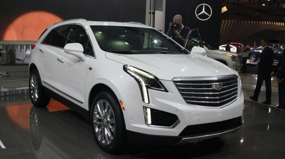 ng m cadillac xt5 b ng x ng b ng th t t i dubai auto show 2015. Black Bedroom Furniture Sets. Home Design Ideas