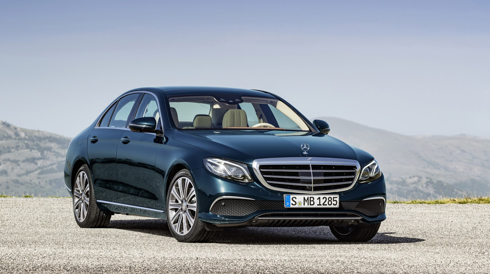 Mercedes Benz E Class 2016 giá bán bao nhiêu?