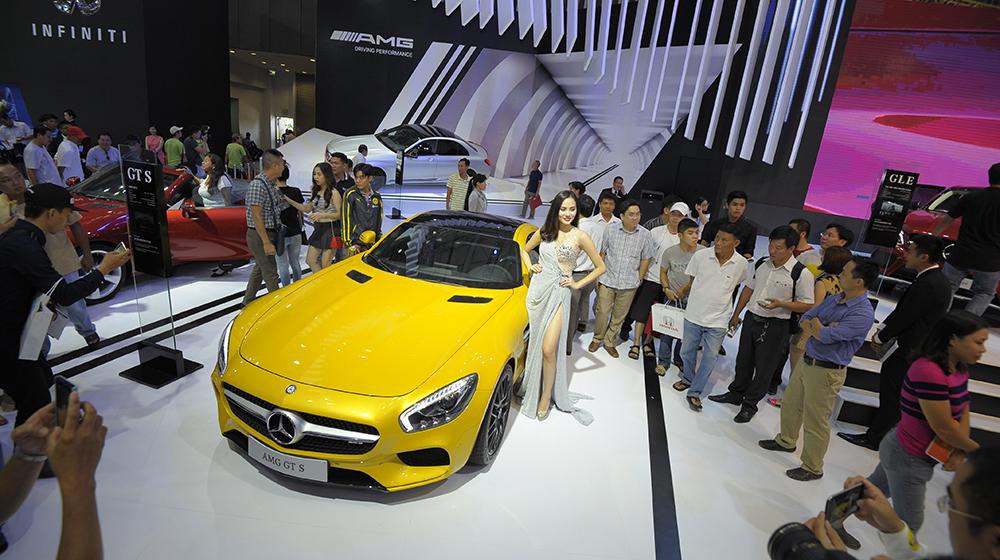 Gần 250 nghìn ôtô mới được tiêu thụ trong năm 2015