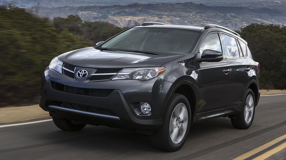Toyota không còn coi trọng Camry tại thị trường Mỹ