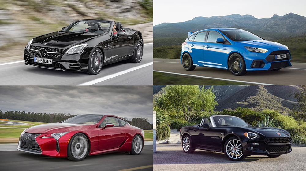 Điểm mặt 20 mẫu xe hiệu suất cao được mong chờ trong năm 2016