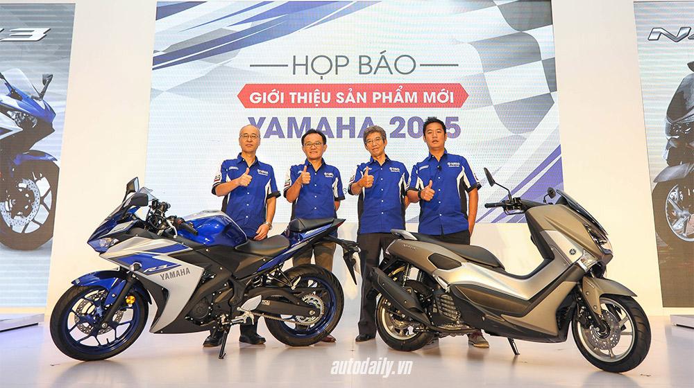 Cận Tết, Yamaha Việt Nam thông báo tăng giá xe