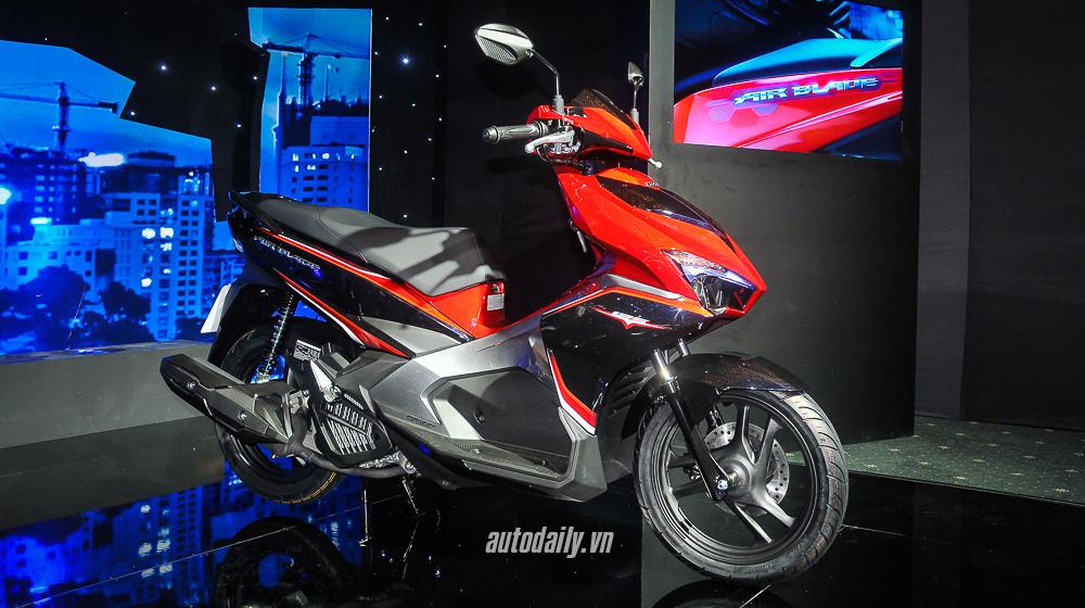 Honda VN bán hơn 2 triệu xe máy trong năm 2015