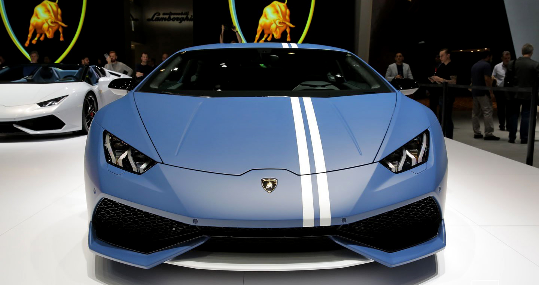Lamborghini trình làng Huracan phiên bản giới hạn 250 chiếc